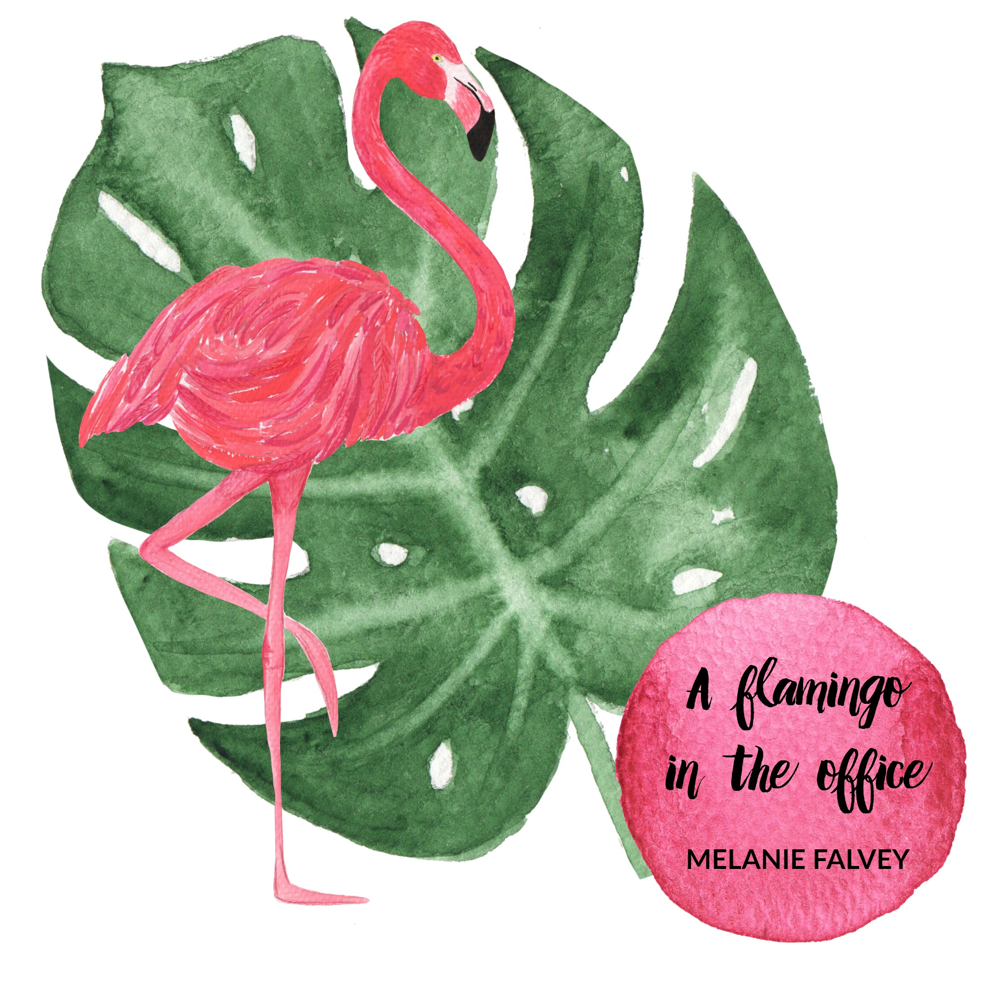 A FLAMINGO IN THE OFFICE OR THE IMPORTANCE OF CREATING A WORK SPACE ATTUNED TO OUR EXPERTISE.