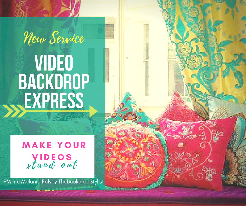 Video Backdrop Express